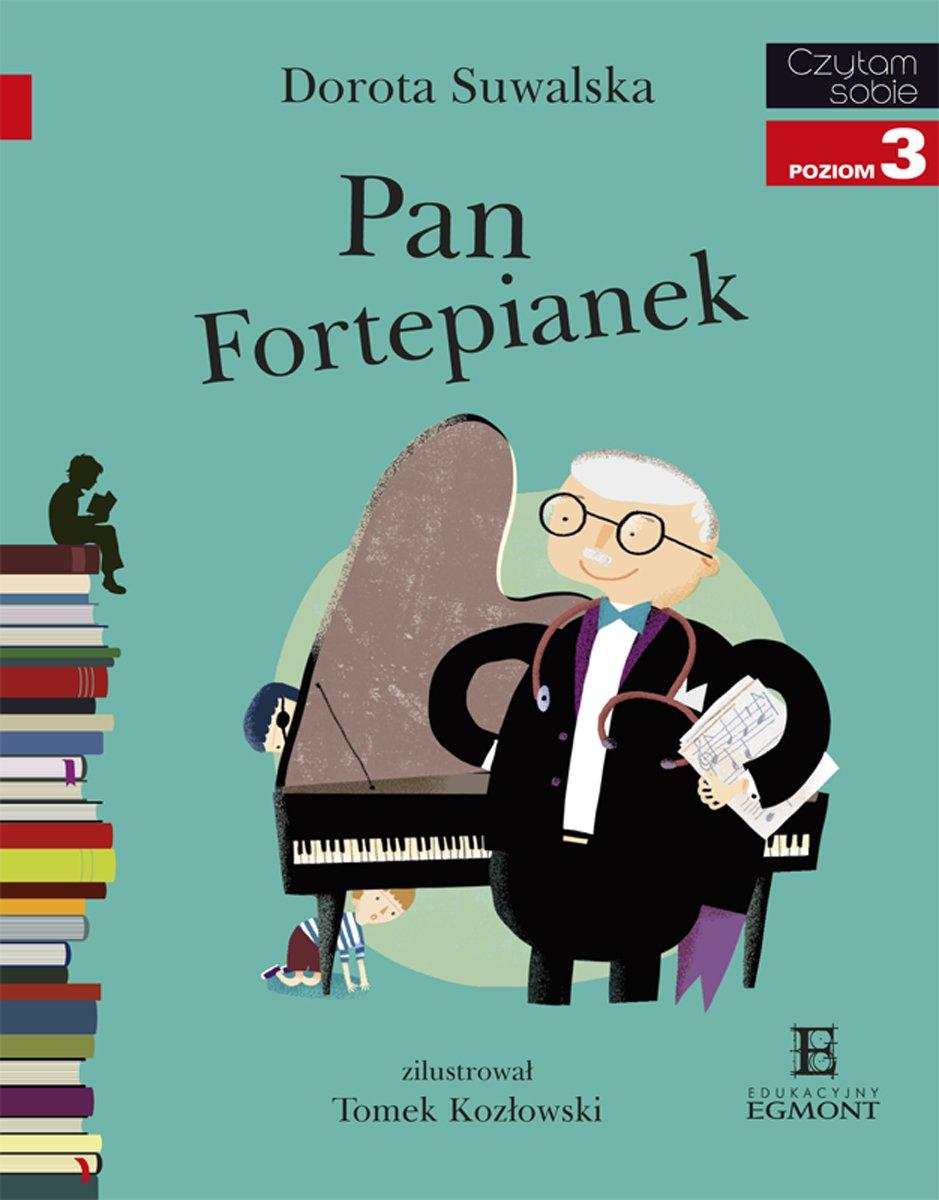 Pan Fortepianek - Ebook (Książka EPUB) do pobrania w formacie EPUB