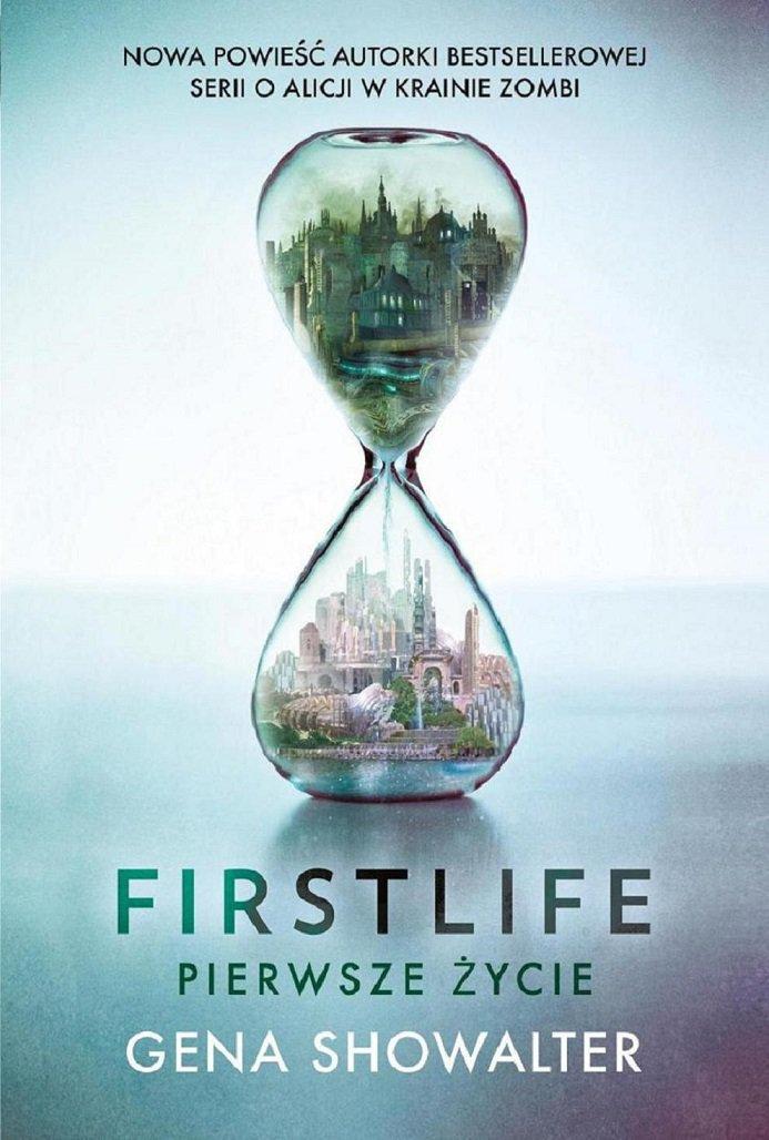 Firstlife. Pierwsze życie. - Ebook (Książka EPUB) do pobrania w formacie EPUB