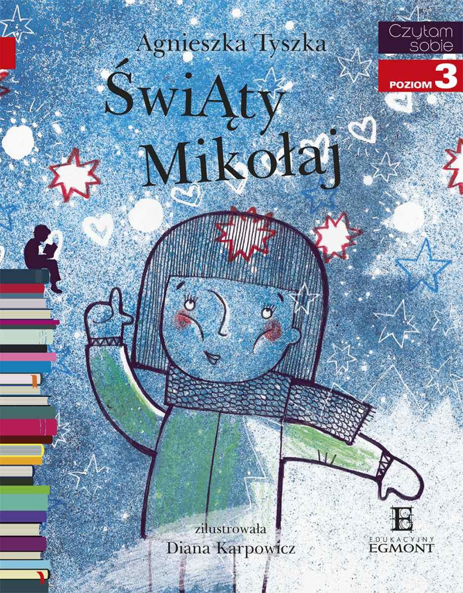 Świąty Mikołaj - Ebook (Książka EPUB) do pobrania w formacie EPUB