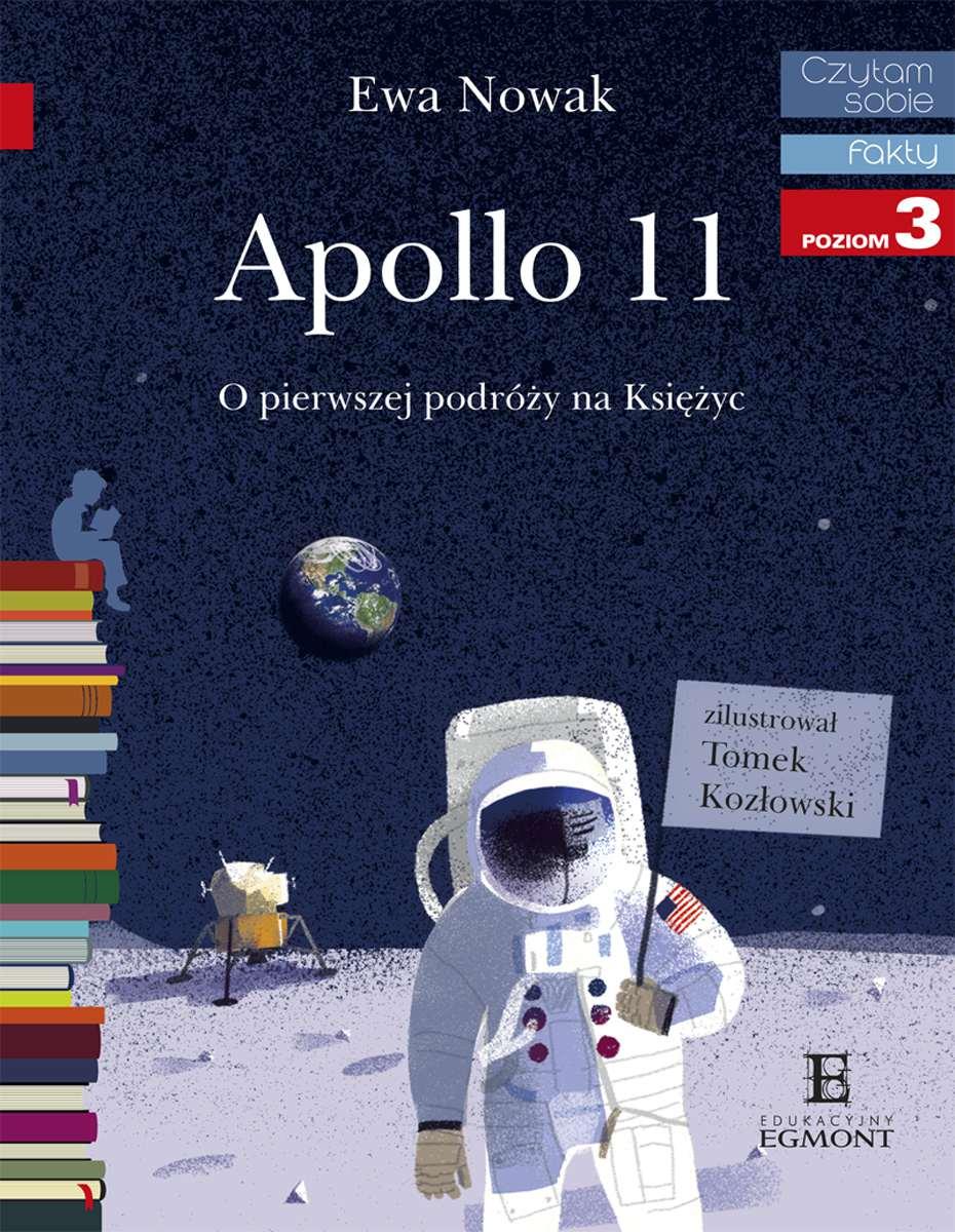 Apollo 11. O pierwszym lądowaniu na Księżycu - Ebook (Książka EPUB) do pobrania w formacie EPUB