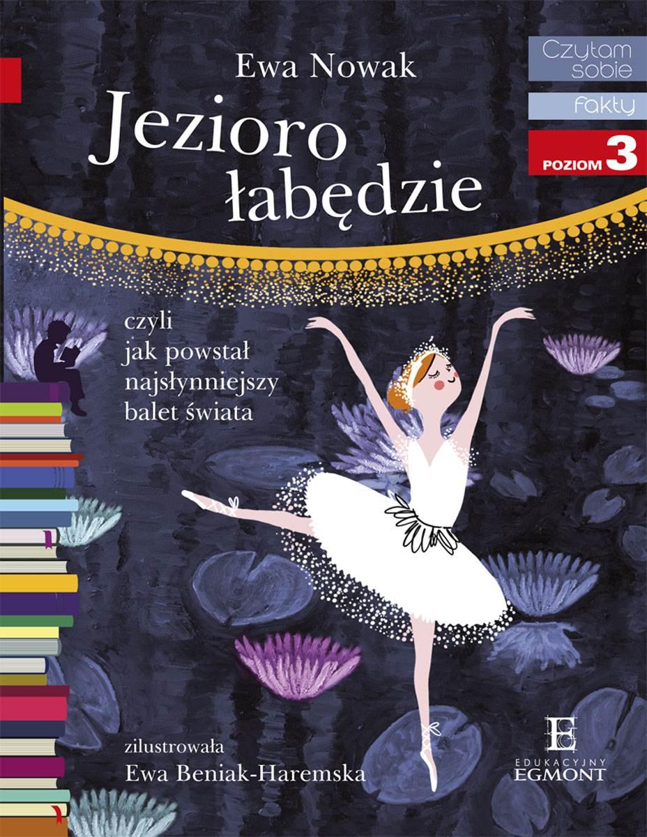 Jezioro łabędzie - Ebook (Książka EPUB) do pobrania w formacie EPUB