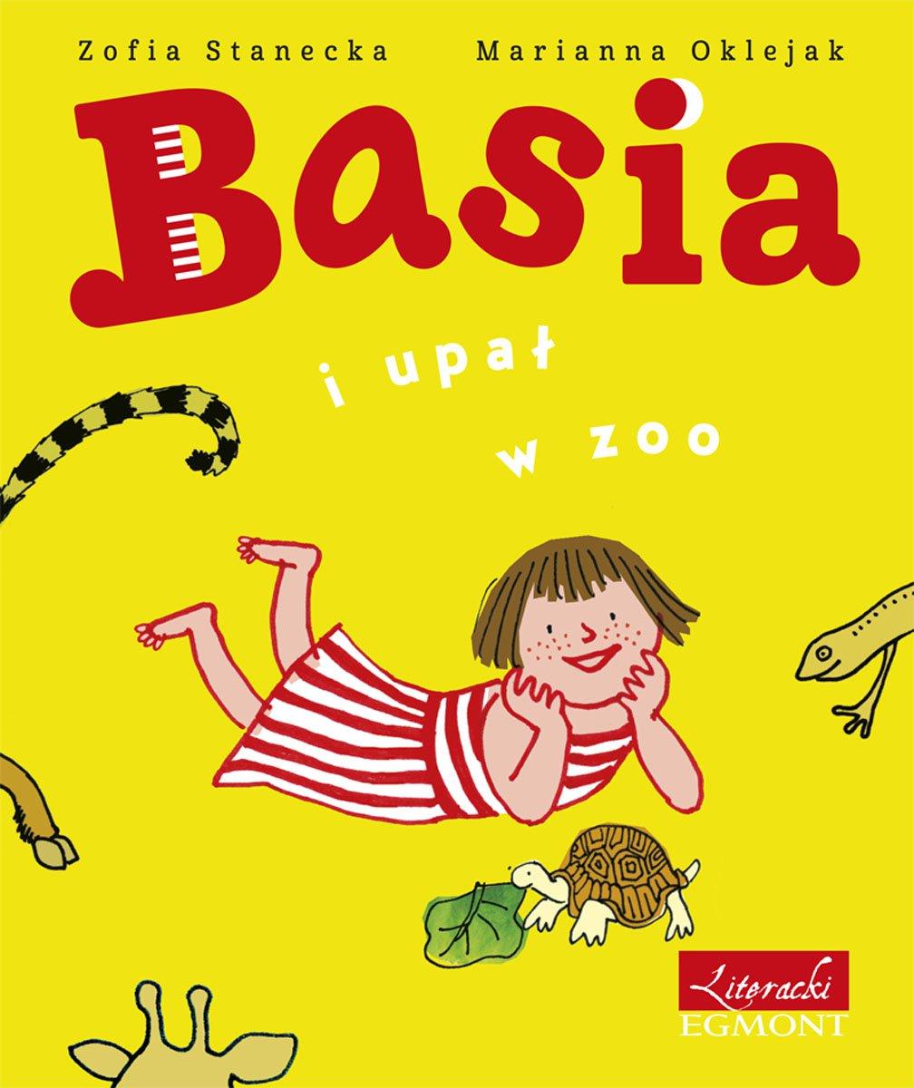 Basia i upał w zoo - Ebook (Książka EPUB) do pobrania w formacie EPUB