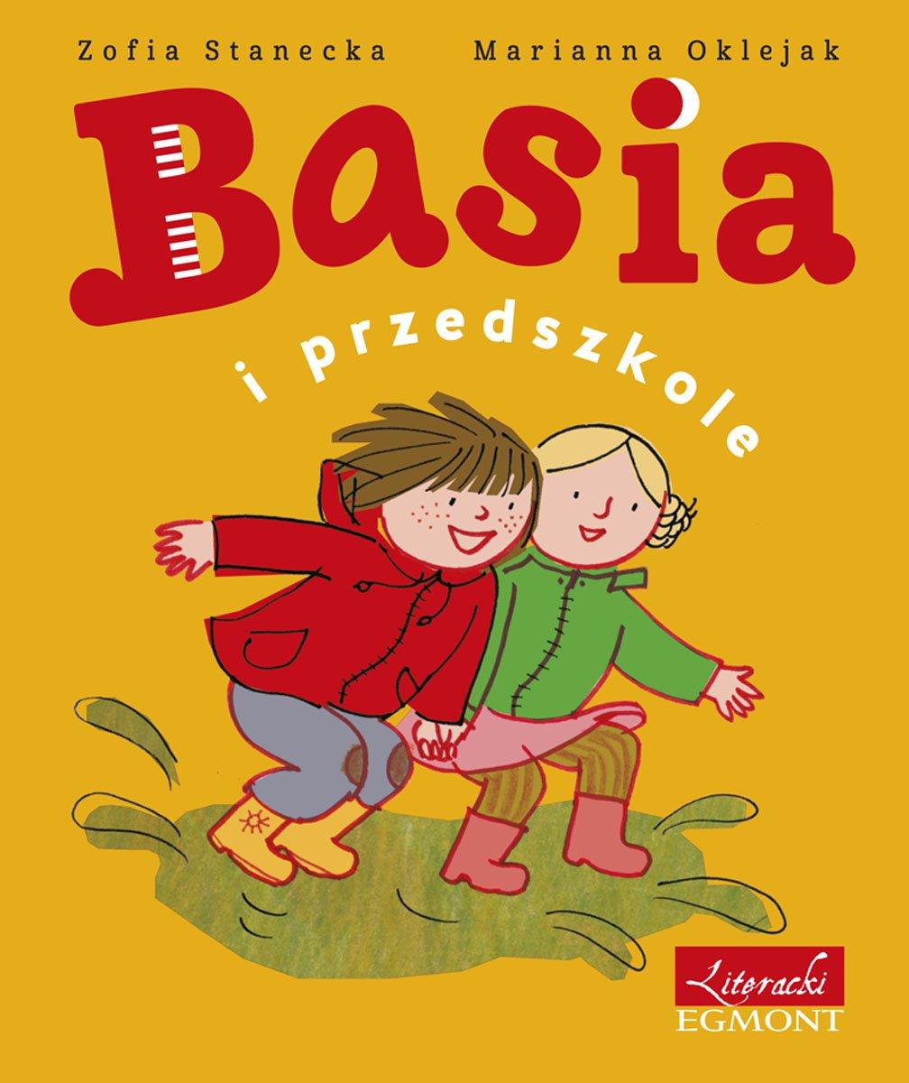 Basia i przedszkole - Ebook (Książka EPUB) do pobrania w formacie EPUB