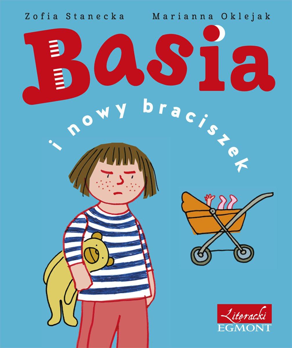 Basia i nowy braciszek - Ebook (Książka EPUB) do pobrania w formacie EPUB