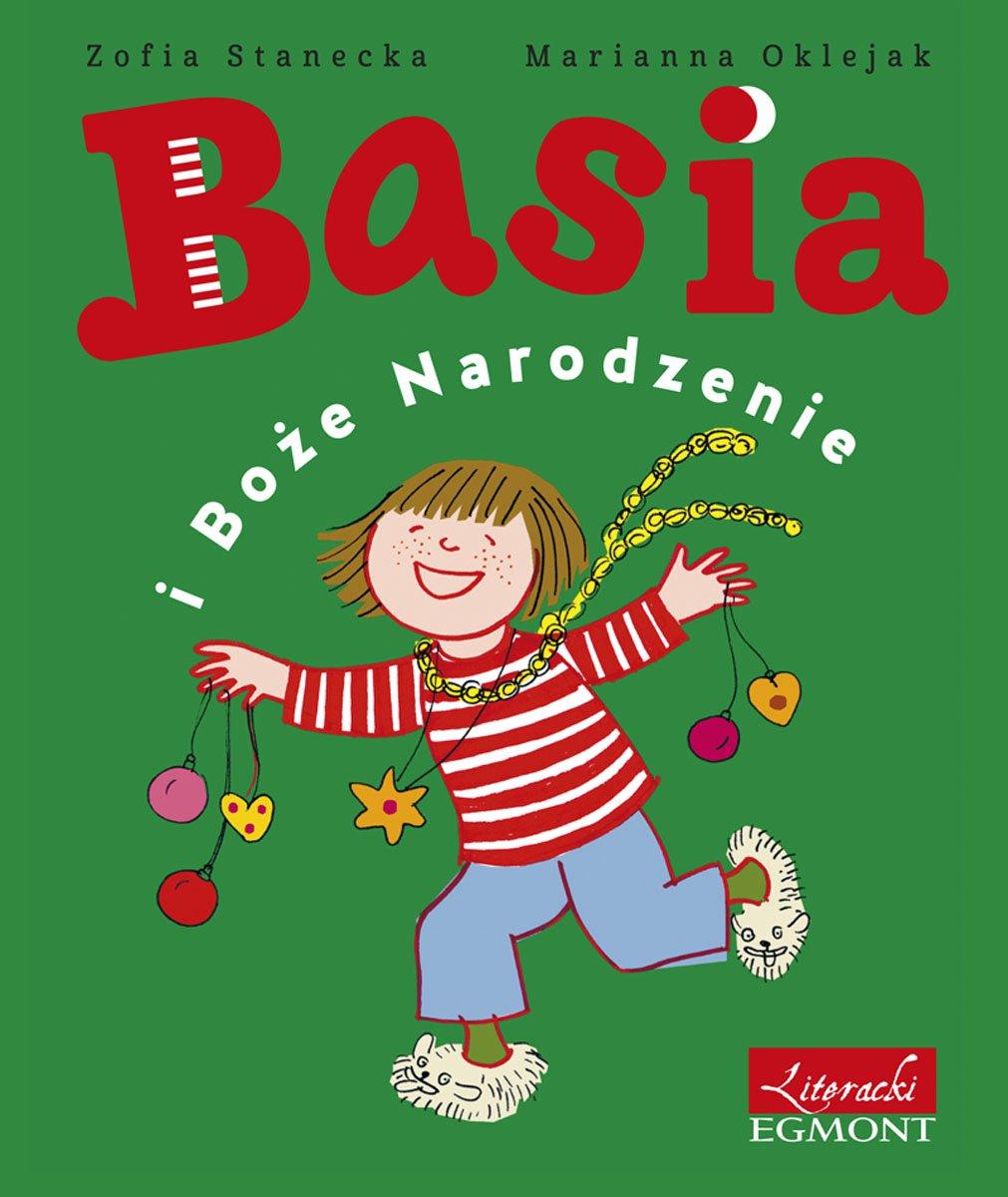 Basia i Boże Narodzenie - Ebook (Książka EPUB) do pobrania w formacie EPUB