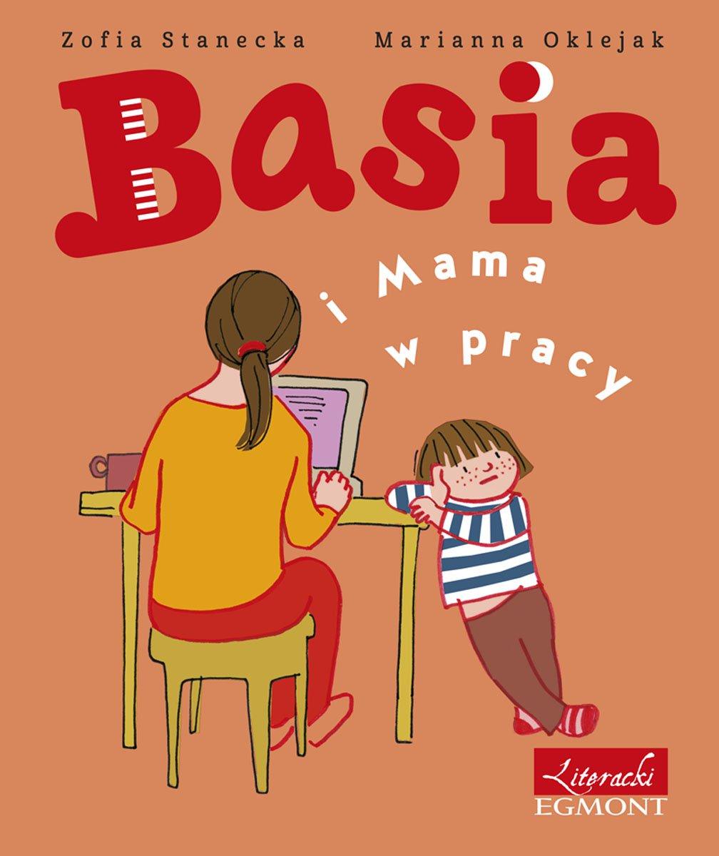 Basia i Mama w pracy - Ebook (Książka EPUB) do pobrania w formacie EPUB
