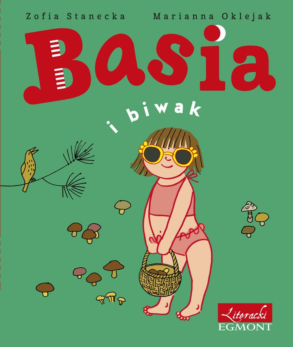 Basia i biwak - Ebook (Książka EPUB) do pobrania w formacie EPUB