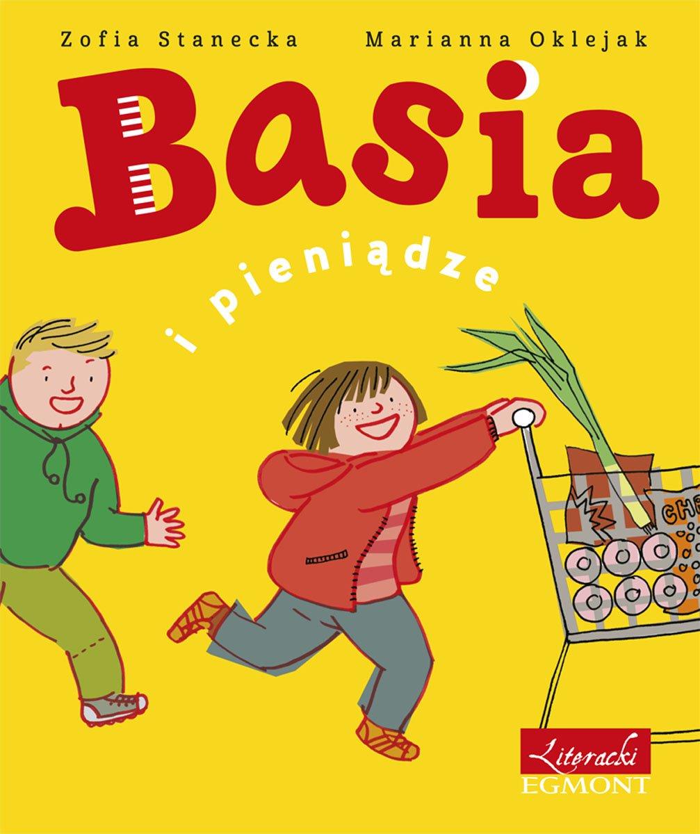 Basia i pieniądze - Ebook (Książka EPUB) do pobrania w formacie EPUB