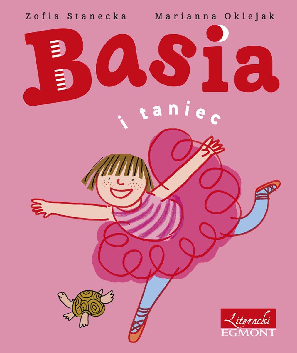 Basia i taniec - Ebook (Książka EPUB) do pobrania w formacie EPUB