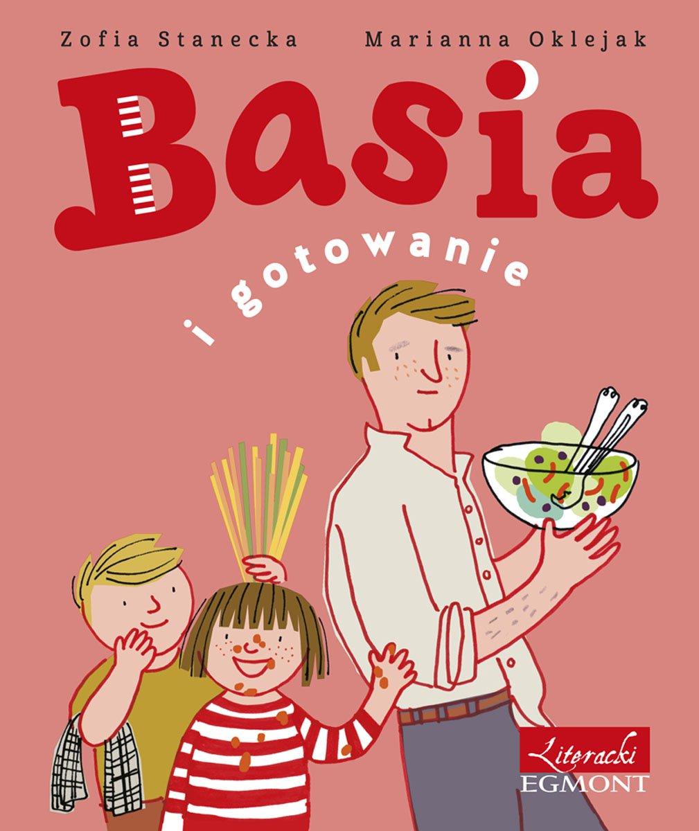 Basia i gotowanie - Ebook (Książka EPUB) do pobrania w formacie EPUB