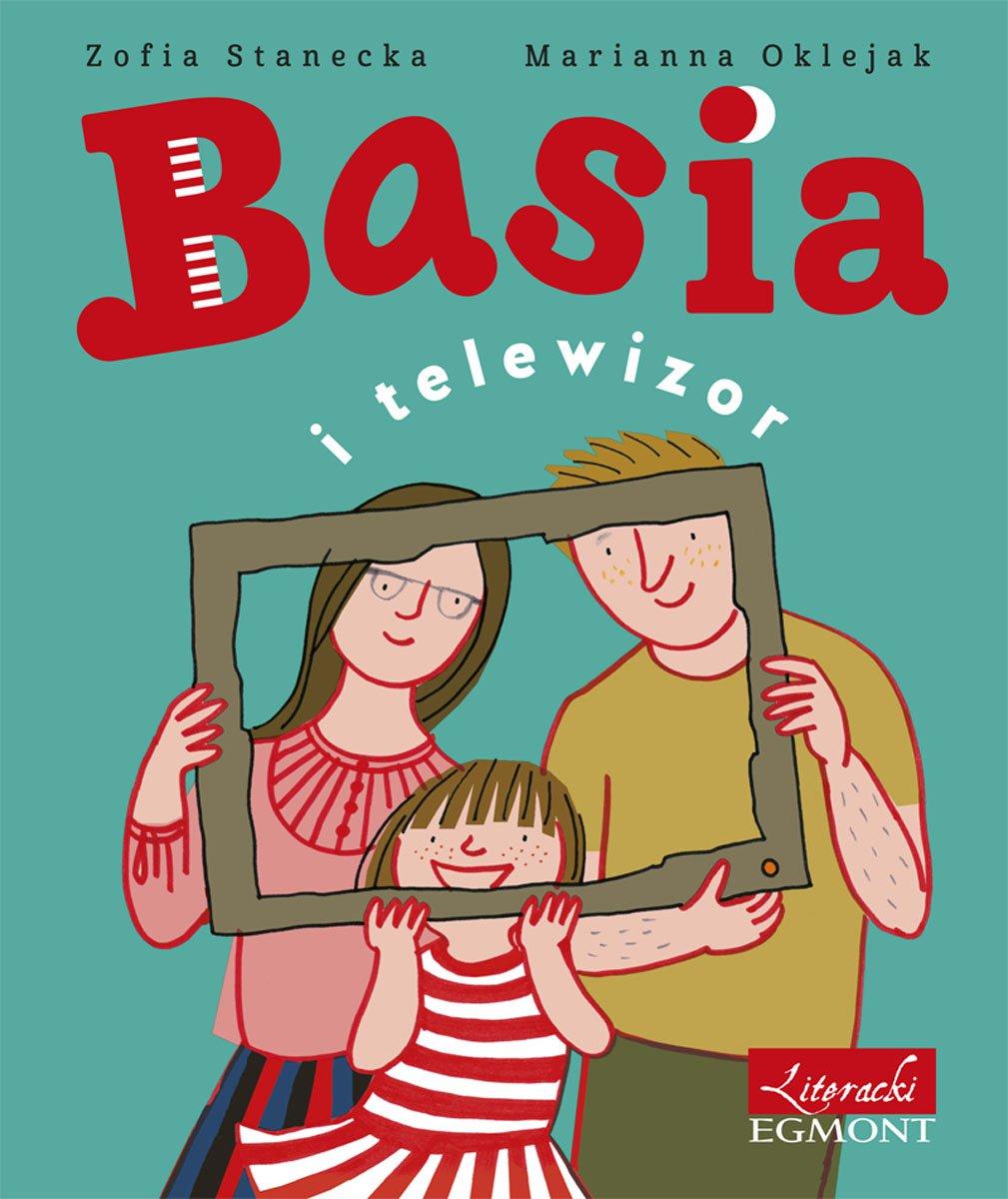 Basia i telewizor - Ebook (Książka EPUB) do pobrania w formacie EPUB