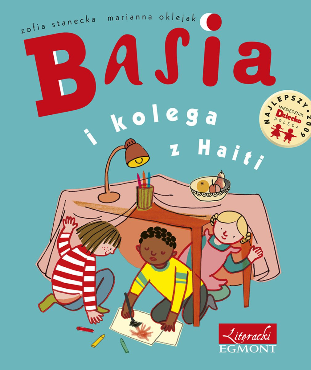 Basia i kolega z Haiti - Ebook (Książka EPUB) do pobrania w formacie EPUB