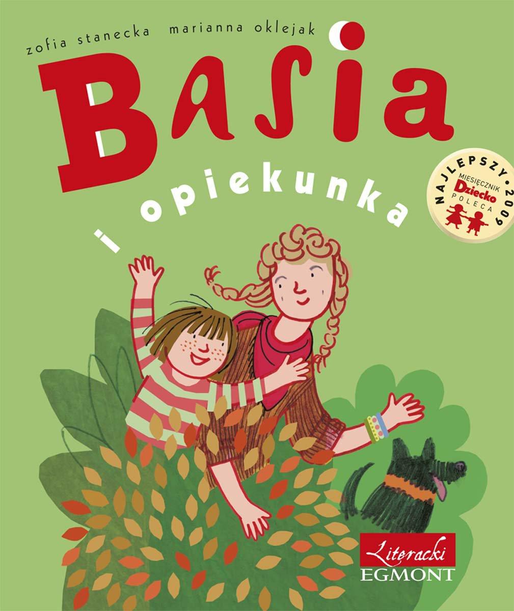 Basia i opiekunka - Ebook (Książka EPUB) do pobrania w formacie EPUB