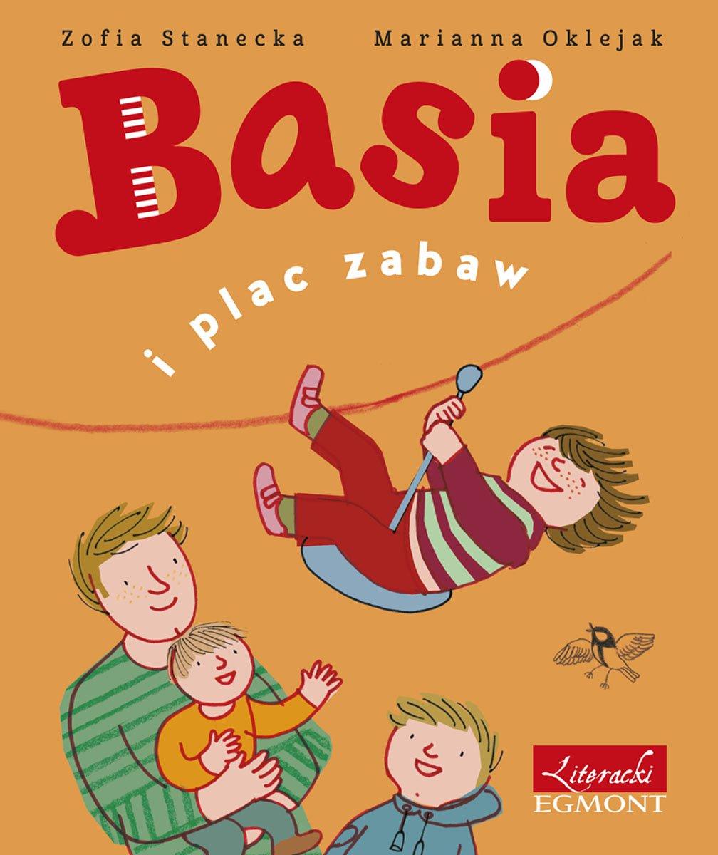 Basia i plac zabaw - Ebook (Książka EPUB) do pobrania w formacie EPUB