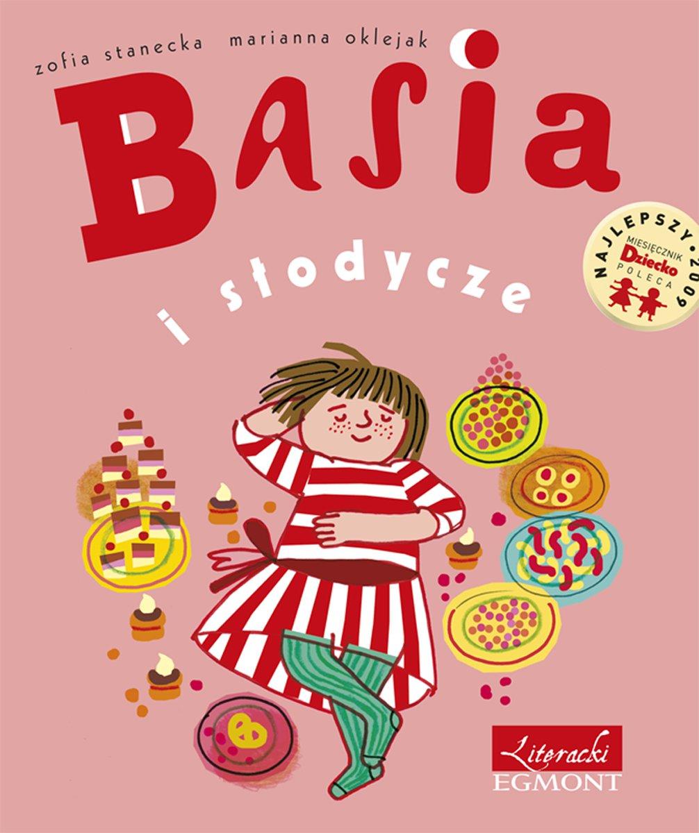 Basia i słodycze - Ebook (Książka EPUB) do pobrania w formacie EPUB