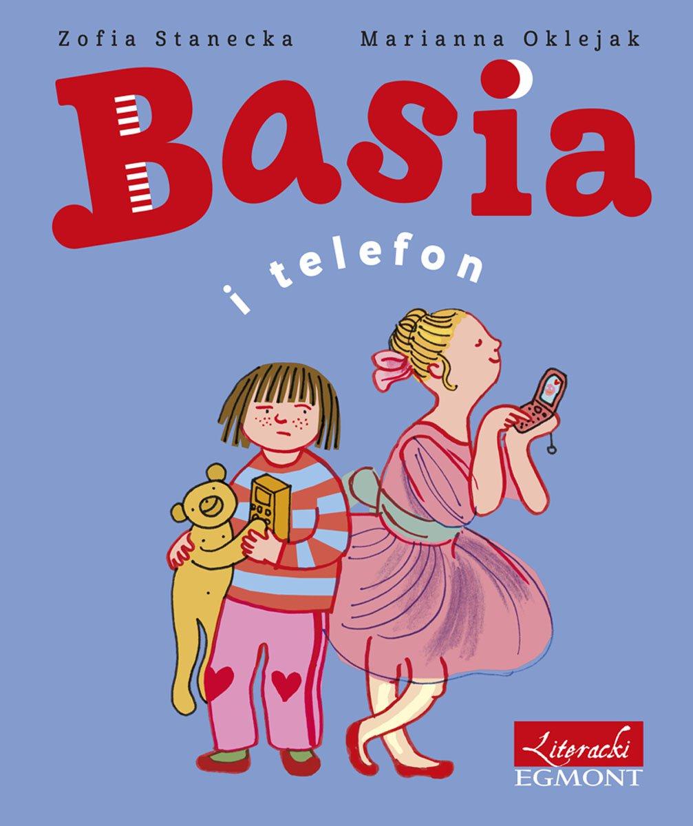 Basia i telefon - Ebook (Książka EPUB) do pobrania w formacie EPUB