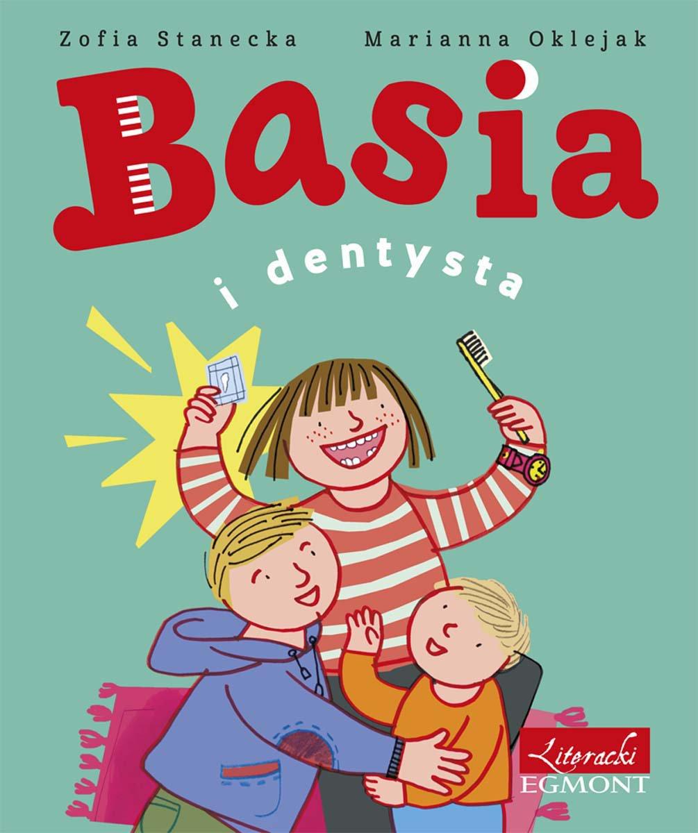 Basia i dentysta - Ebook (Książka EPUB) do pobrania w formacie EPUB