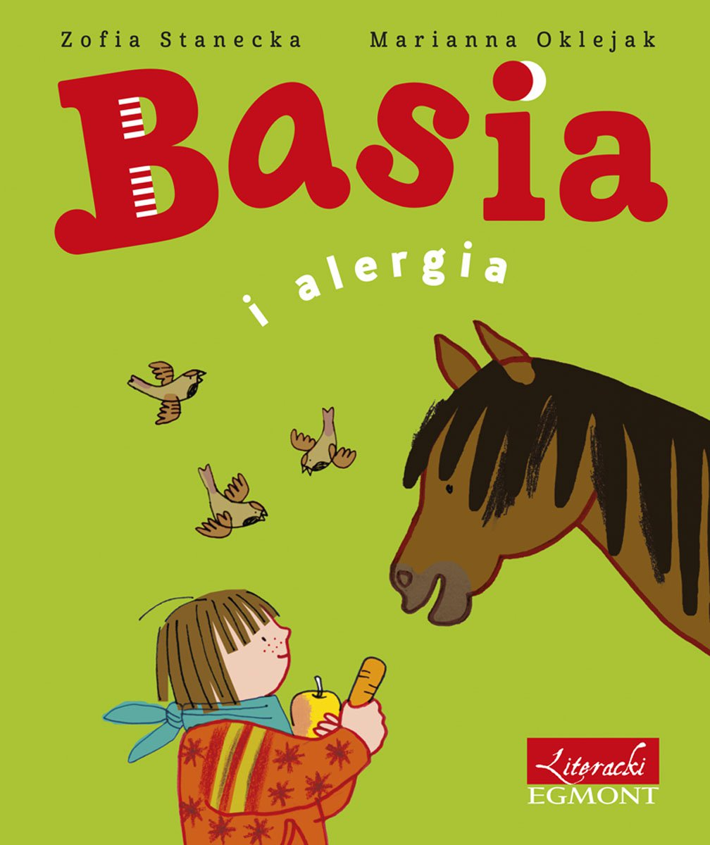 Basia i alergia - Ebook (Książka EPUB) do pobrania w formacie EPUB