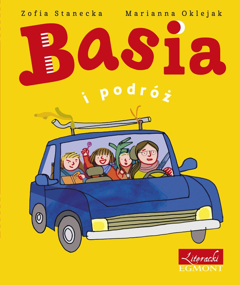 Basia i podróż - Ebook (Książka EPUB) do pobrania w formacie EPUB