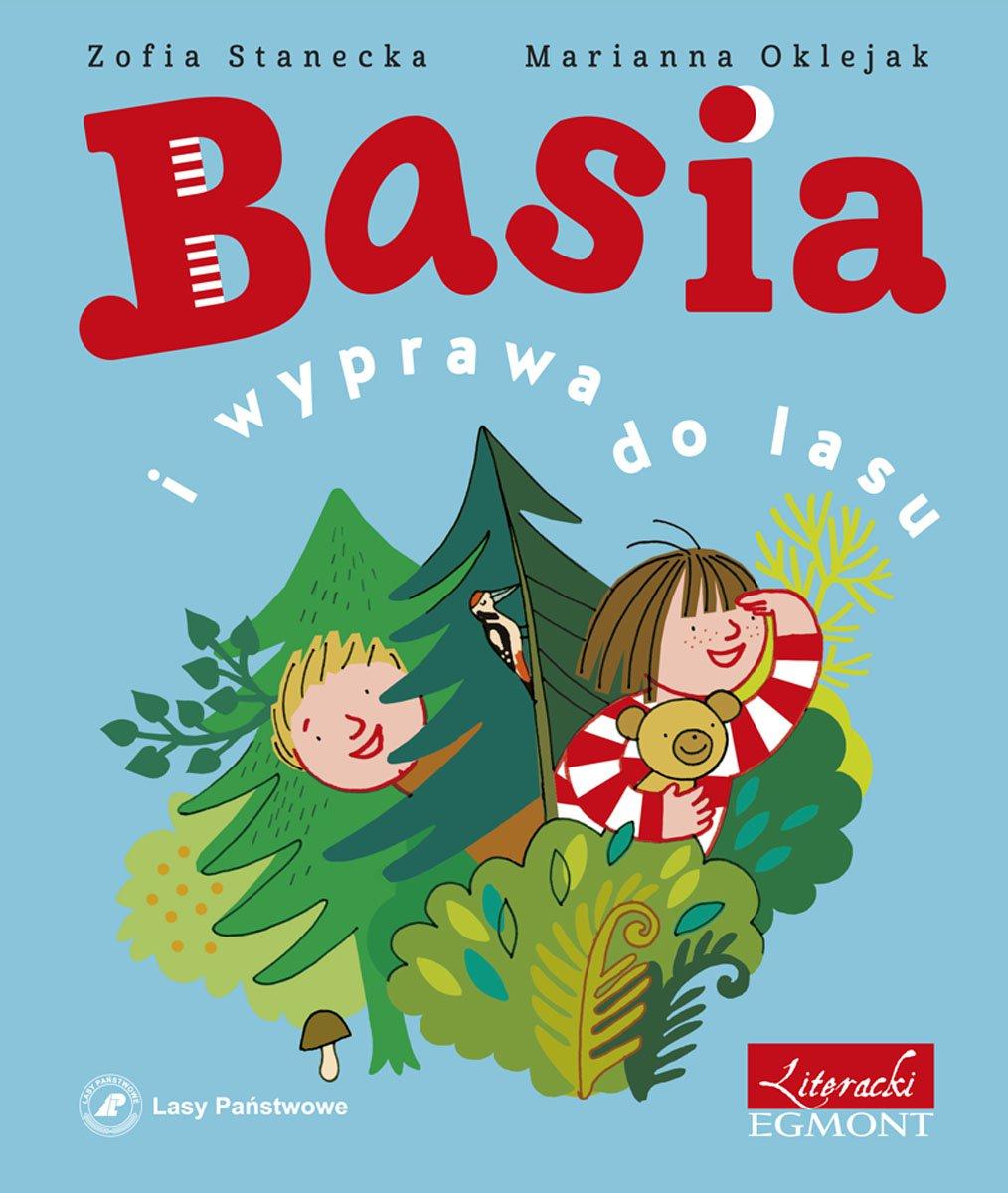 Basia i wyprawa do lasu - Ebook (Książka EPUB) do pobrania w formacie EPUB