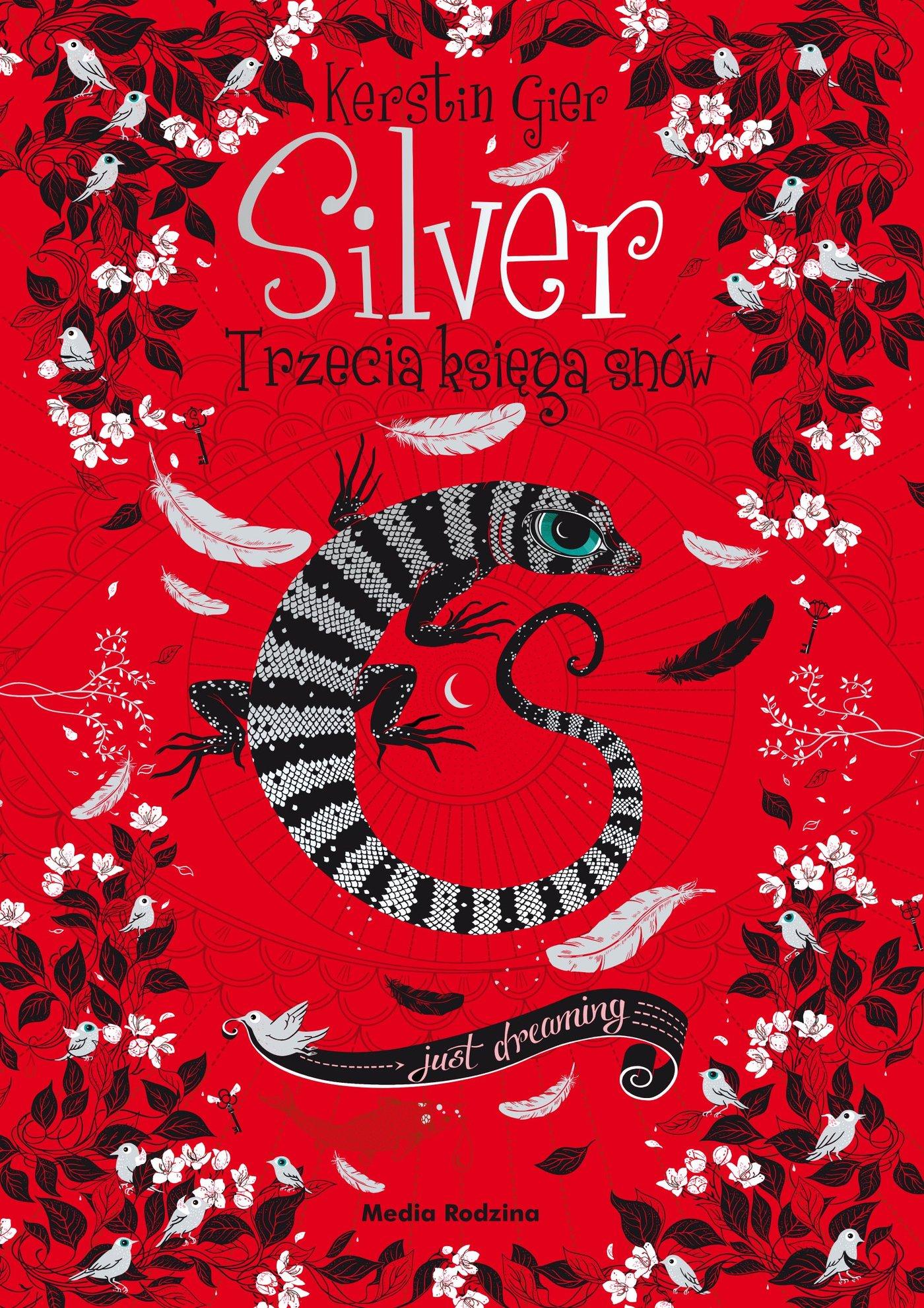 Silver - trzecia księga snów - Ebook (Książka na Kindle) do pobrania w formacie MOBI