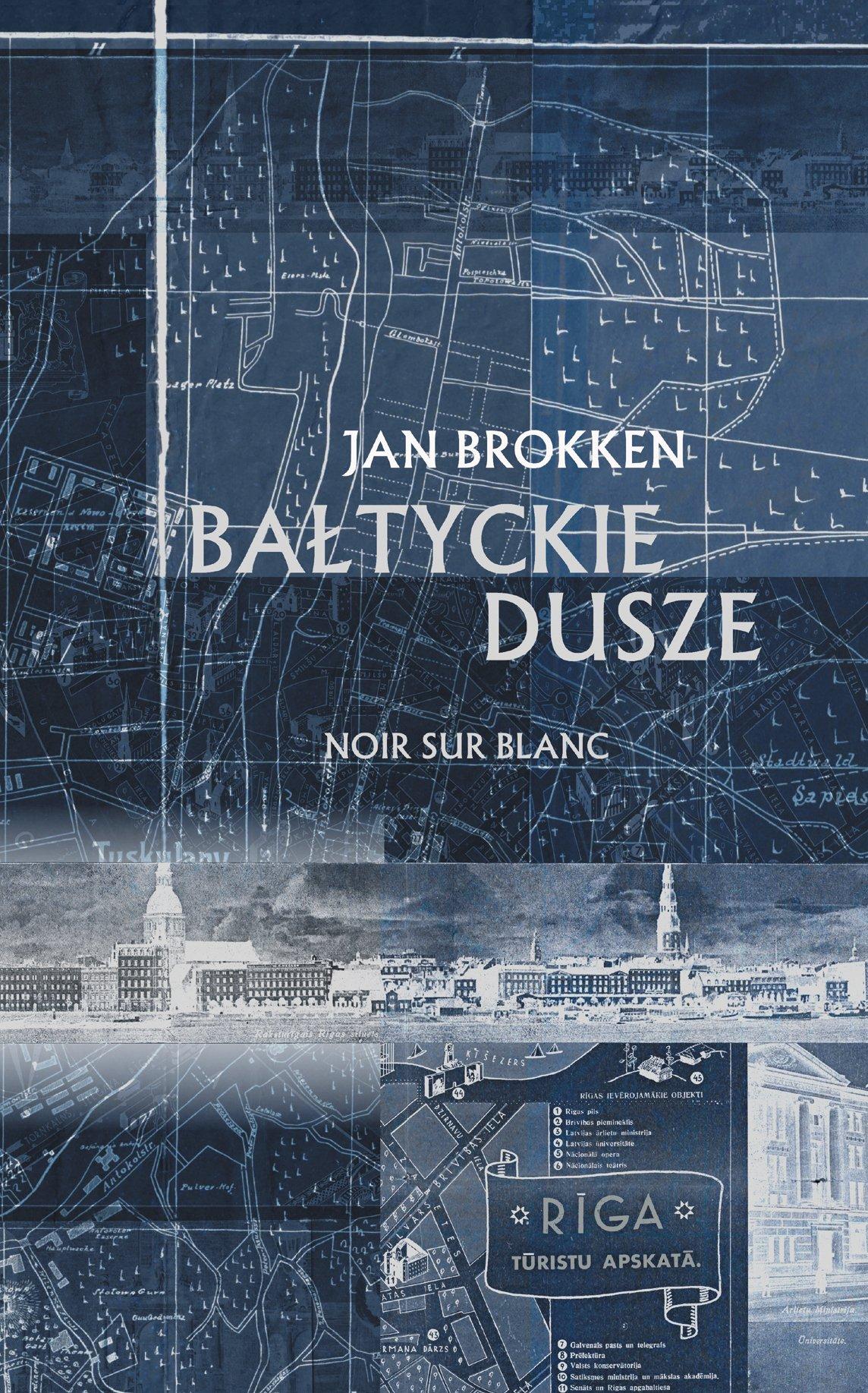Bałtyckie dusze - Ebook (Książka EPUB) do pobrania w formacie EPUB