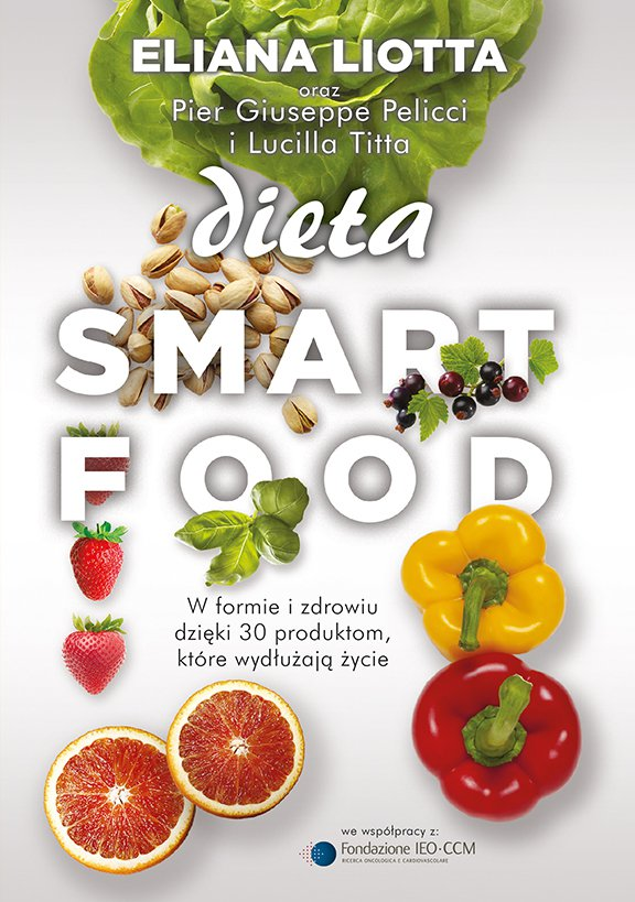 Dieta Smartfood - Ebook (Książka na Kindle) do pobrania w formacie MOBI