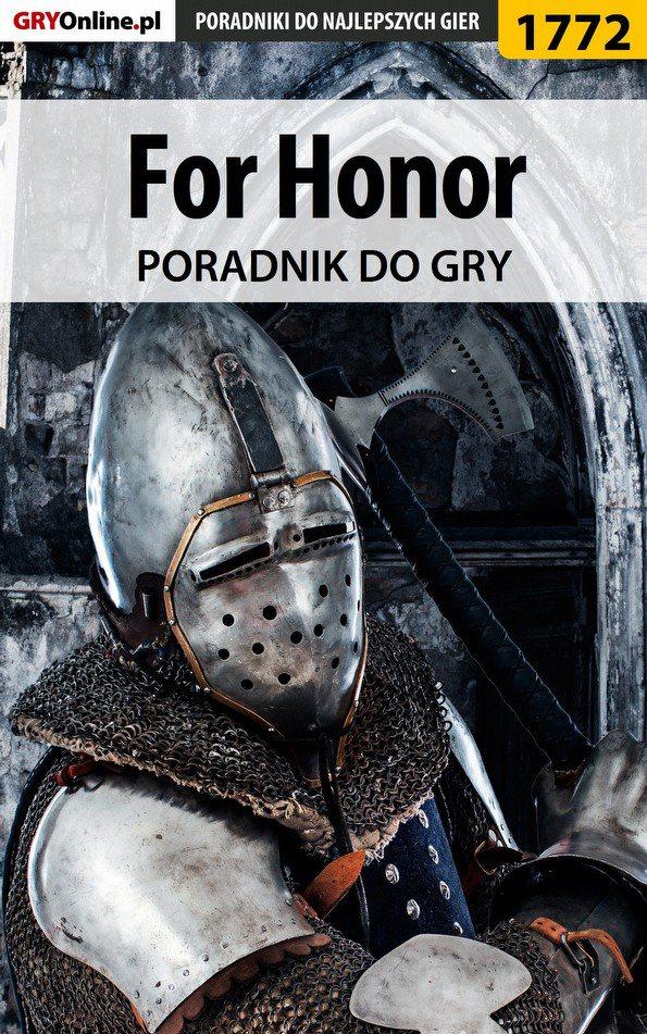 For Honor - poradnik do gry - Ebook (Książka EPUB) do pobrania w formacie EPUB