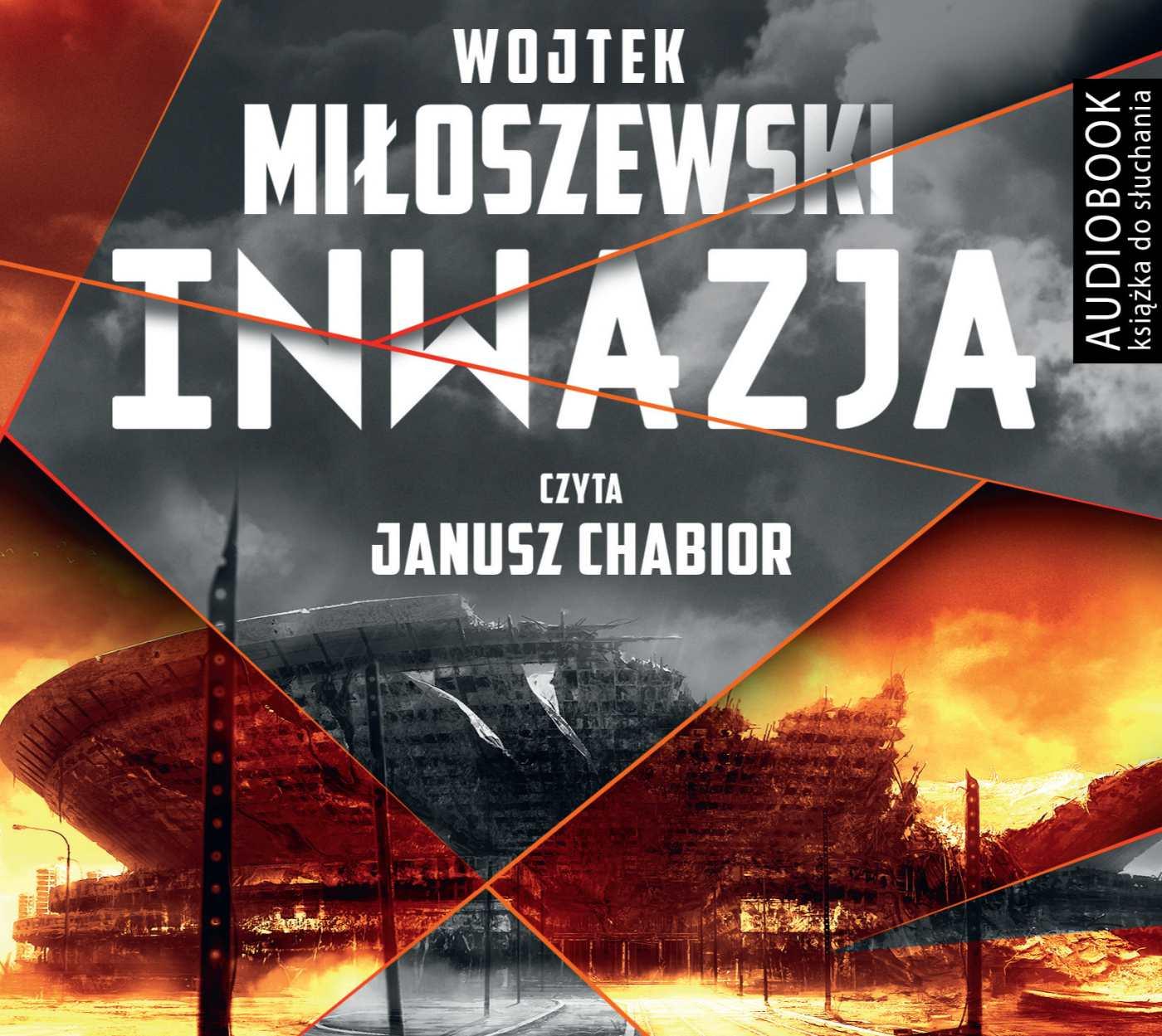 Inwazja - Audiobook (Książka audio MP3) do pobrania w całości w archiwum ZIP