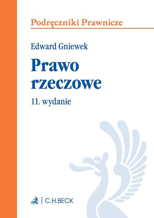 Prawo rzeczowe. Wydanie 11 - Ebook (Książka EPUB) do pobrania w formacie EPUB