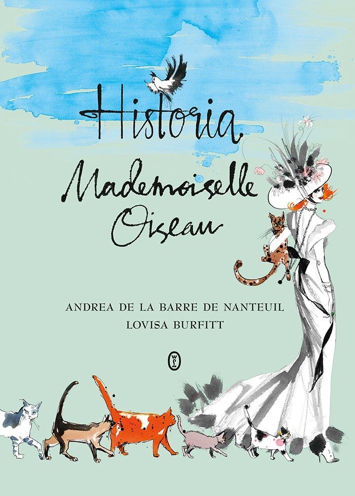 Historia Mademoiselle Oiseau - Ebook (Książka EPUB) do pobrania w formacie EPUB