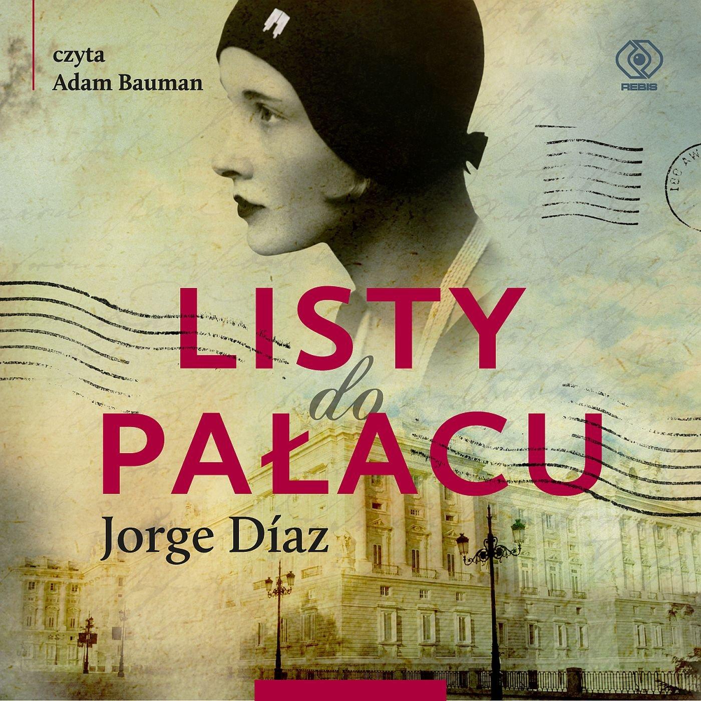Listy do Pałacu - Audiobook (Książka audio MP3) do pobrania w całości w archiwum ZIP