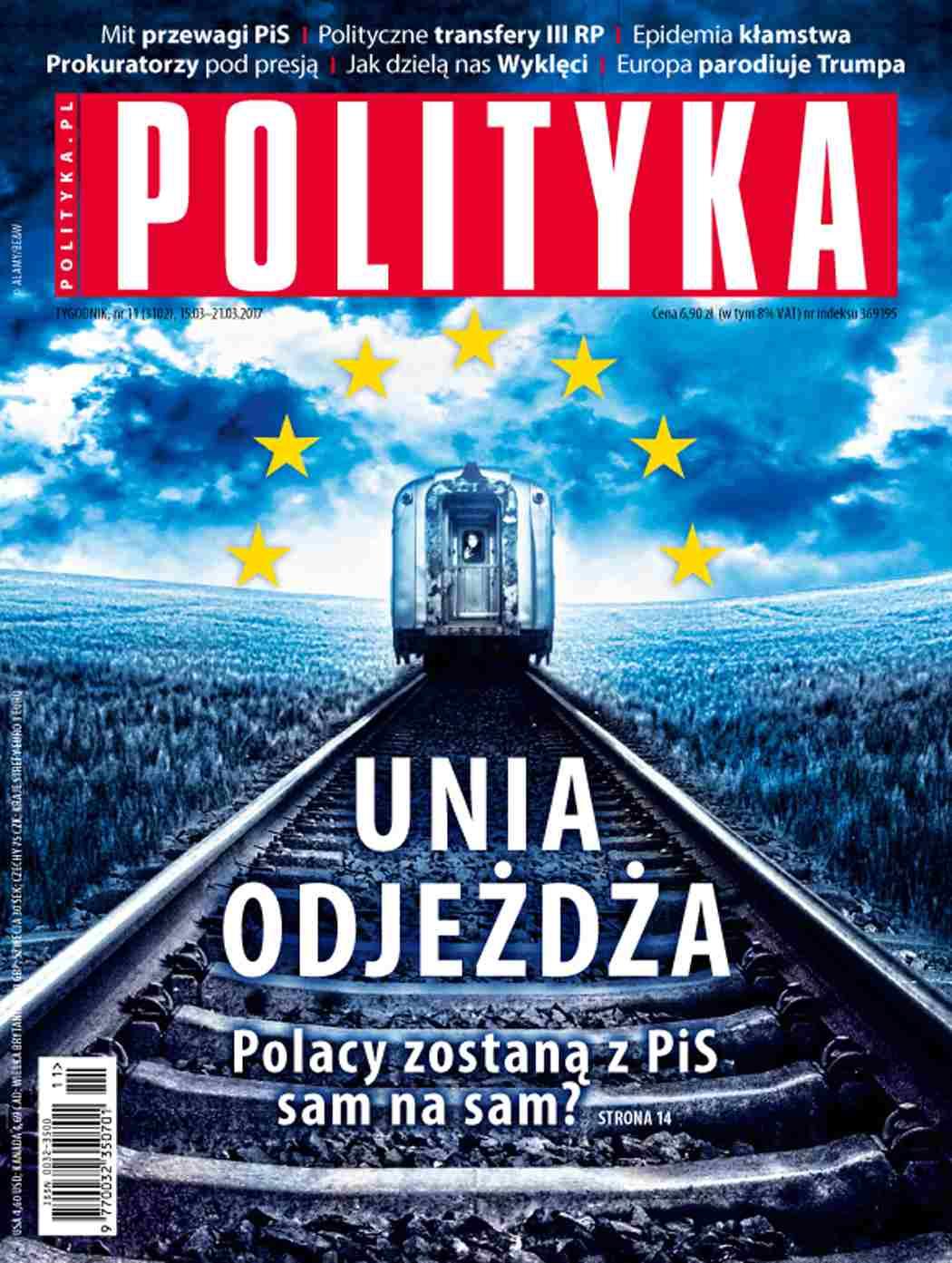 Polityka nr 11/2017 - Ebook (Książka PDF) do pobrania w formacie PDF