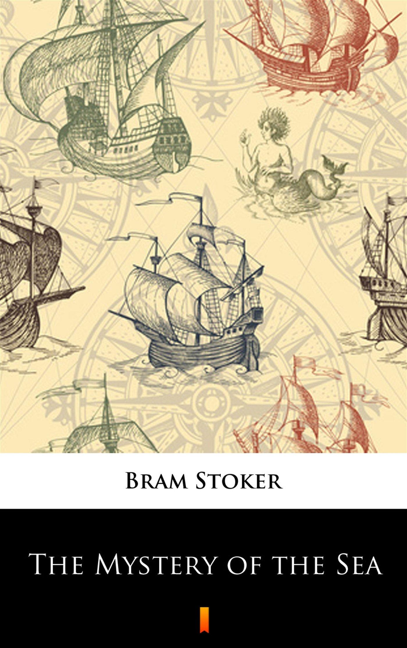 The Mystery of the Sea - Ebook (Książka na Kindle) do pobrania w formacie MOBI