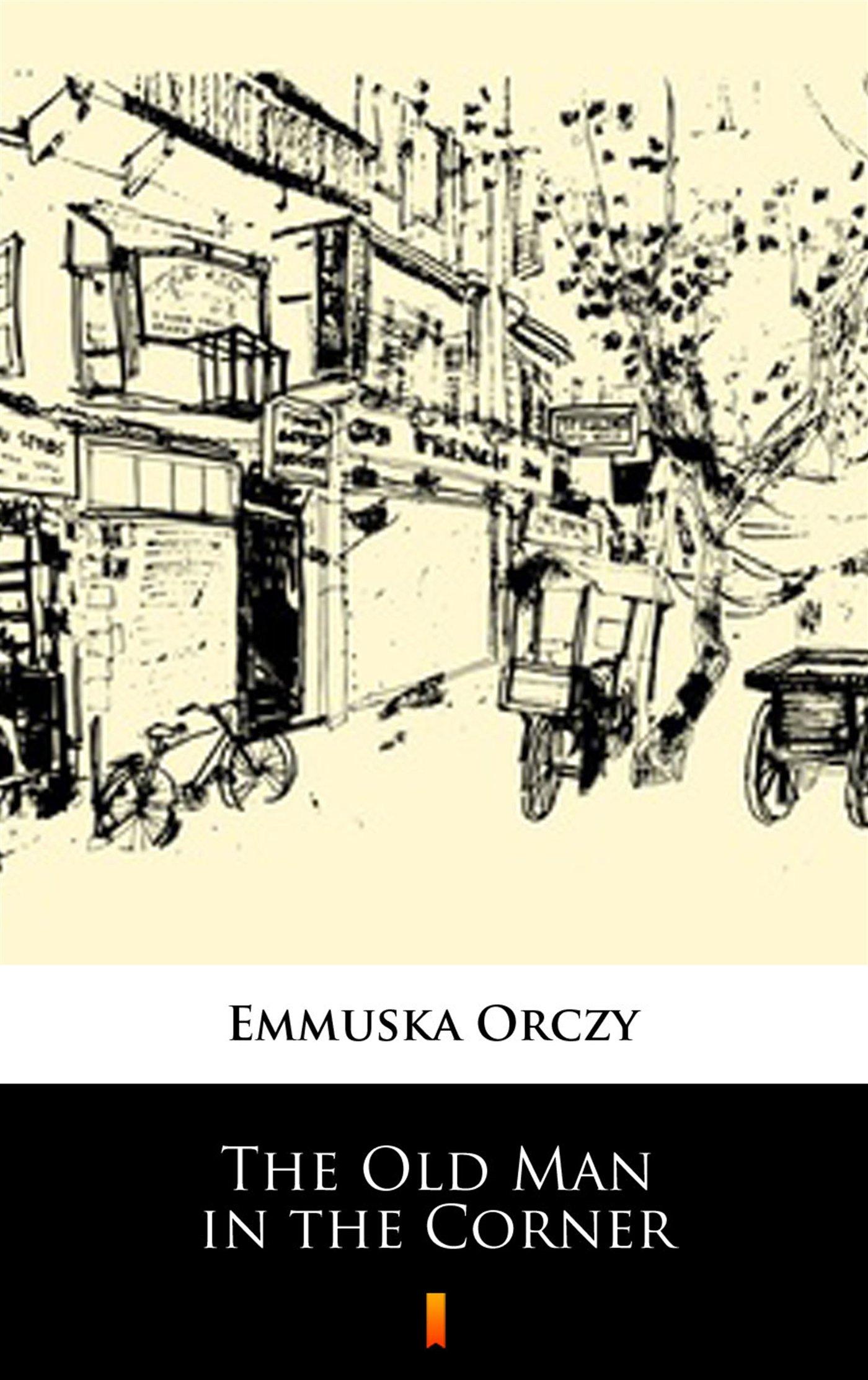 The Old Man in the Corner - Ebook (Książka na Kindle) do pobrania w formacie MOBI