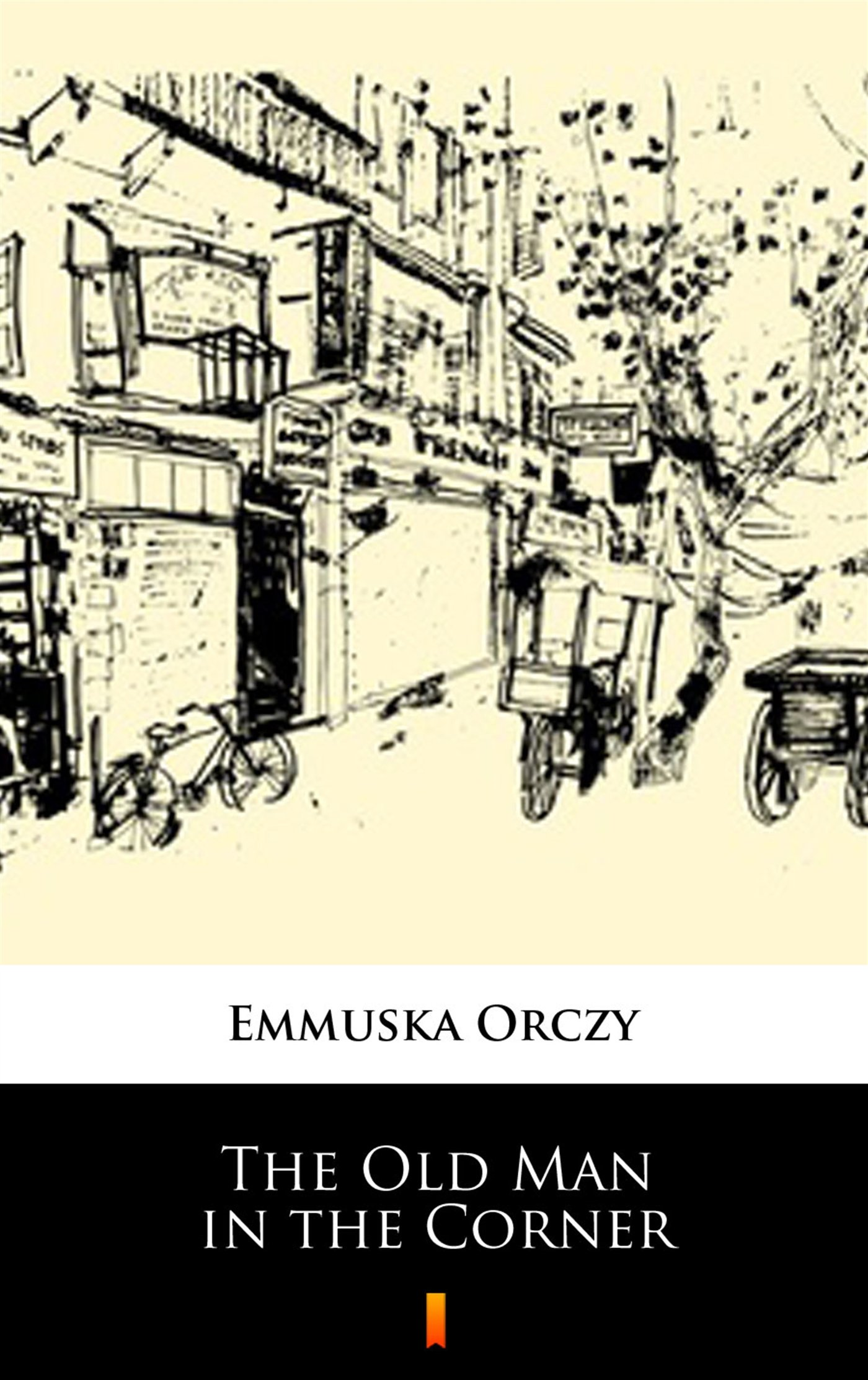 The Old Man in the Corner - Ebook (Książka EPUB) do pobrania w formacie EPUB