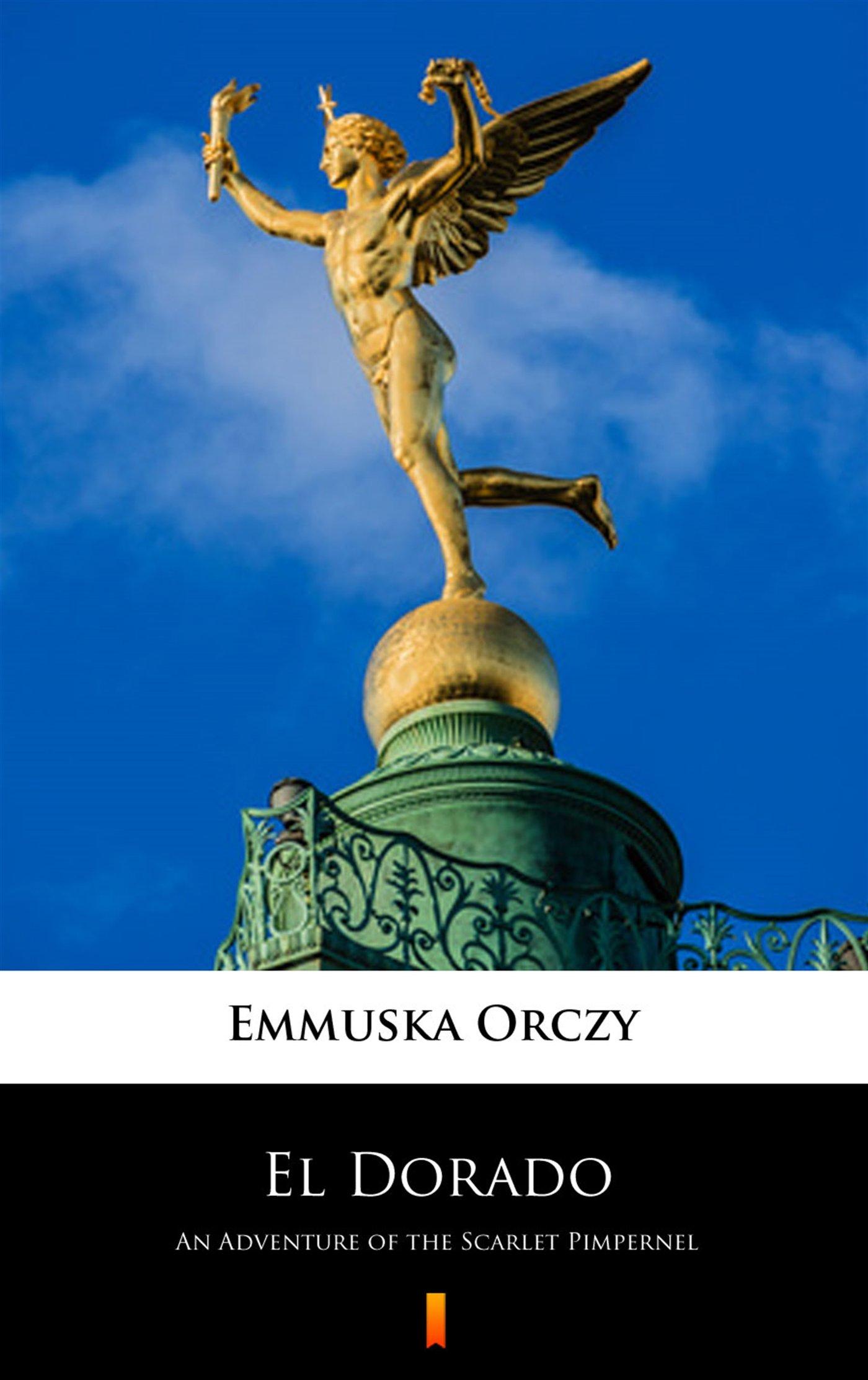 El Dorado - Ebook (Książka na Kindle) do pobrania w formacie MOBI