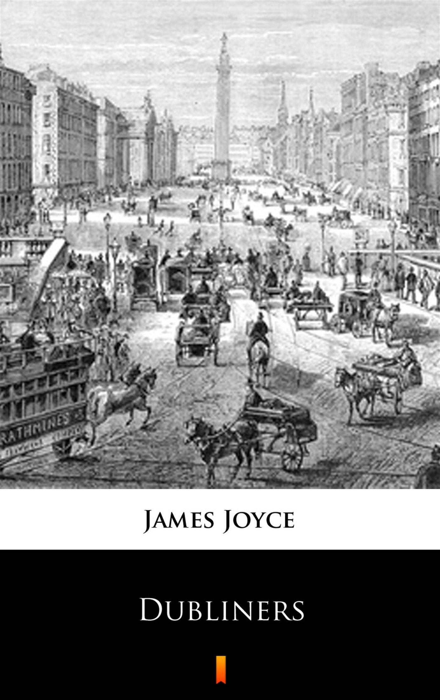 Dubliners - Ebook (Książka na Kindle) do pobrania w formacie MOBI
