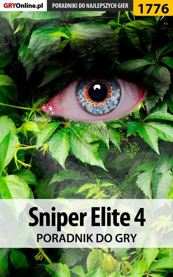 Sniper Elite 4 - poradnik do gry - Ebook (Książka EPUB) do pobrania w formacie EPUB