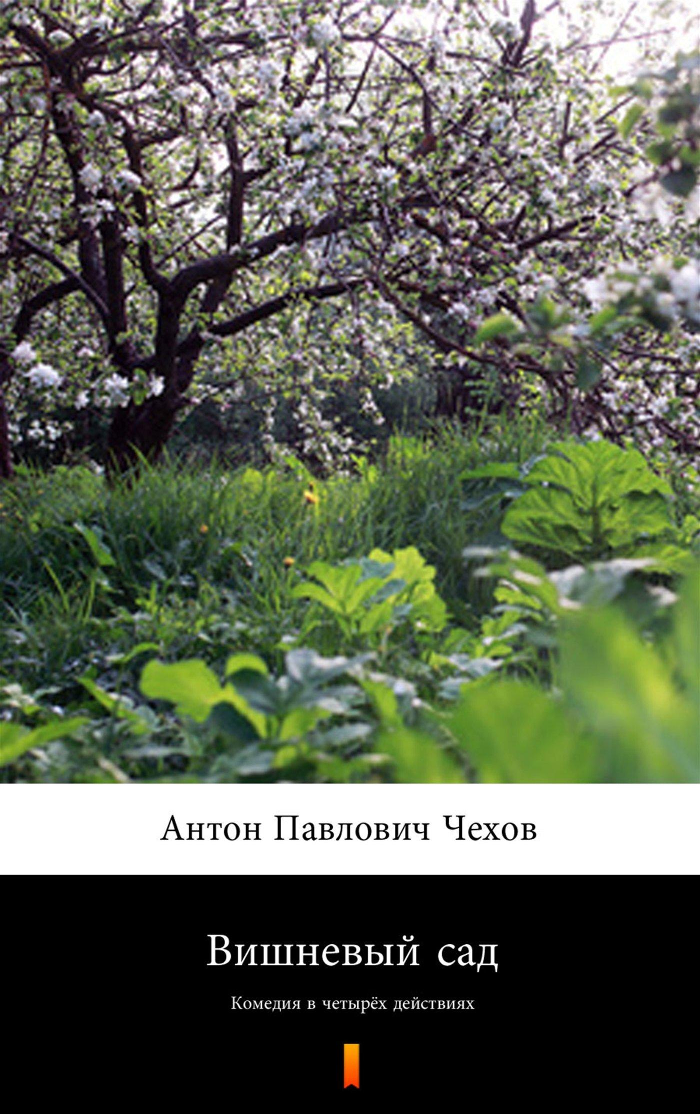 Вишневый сад - Ebook (Książka na Kindle) do pobrania w formacie MOBI