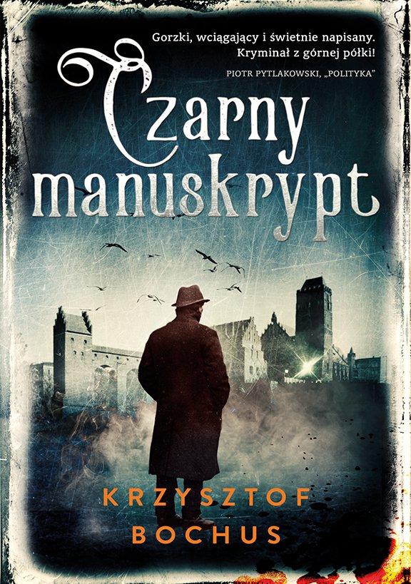 Czarny manuskrypt - Ebook (Książka EPUB) do pobrania w formacie EPUB