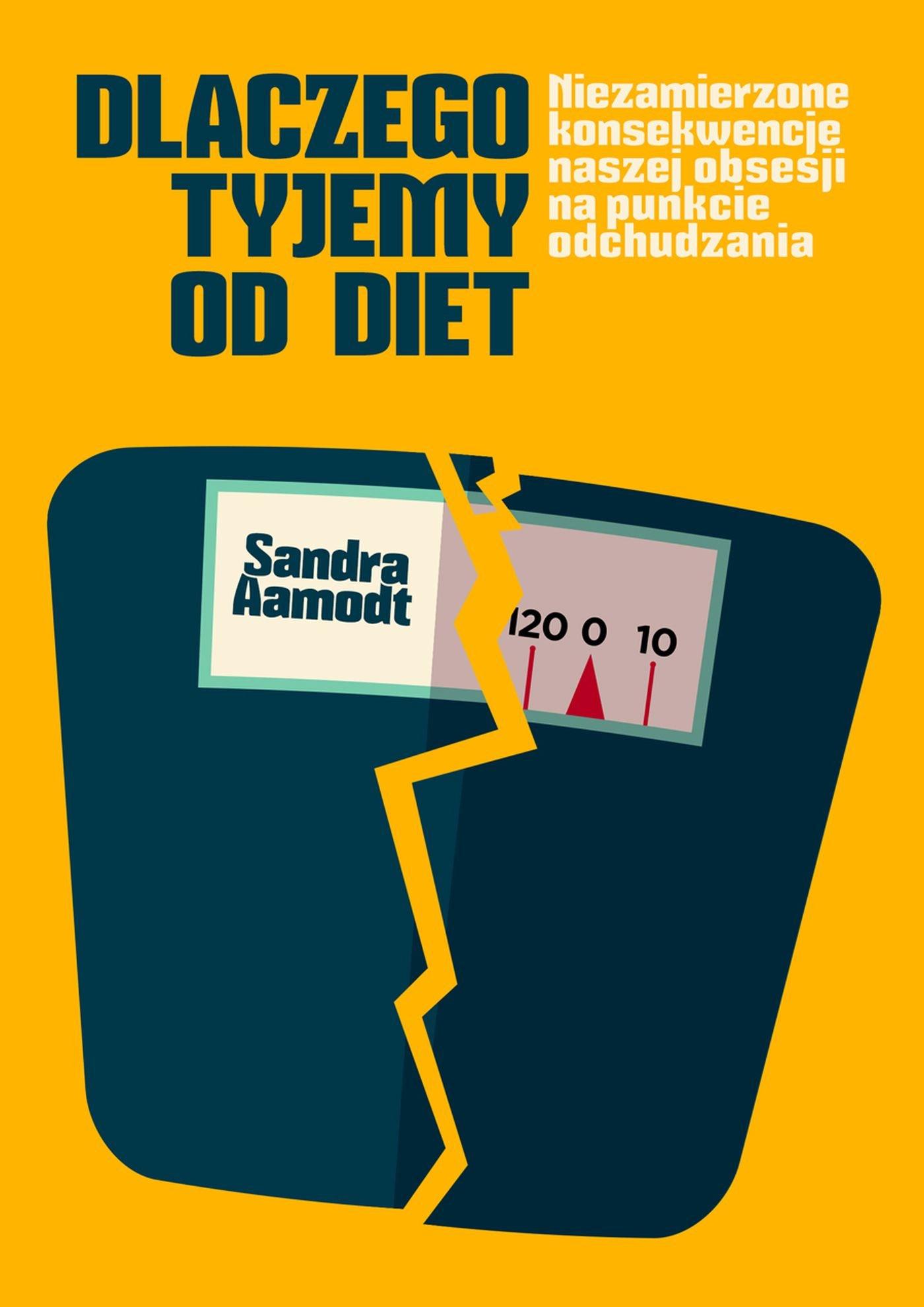 Dlaczego tyjemy od diet - Ebook (Książka EPUB) do pobrania w formacie EPUB