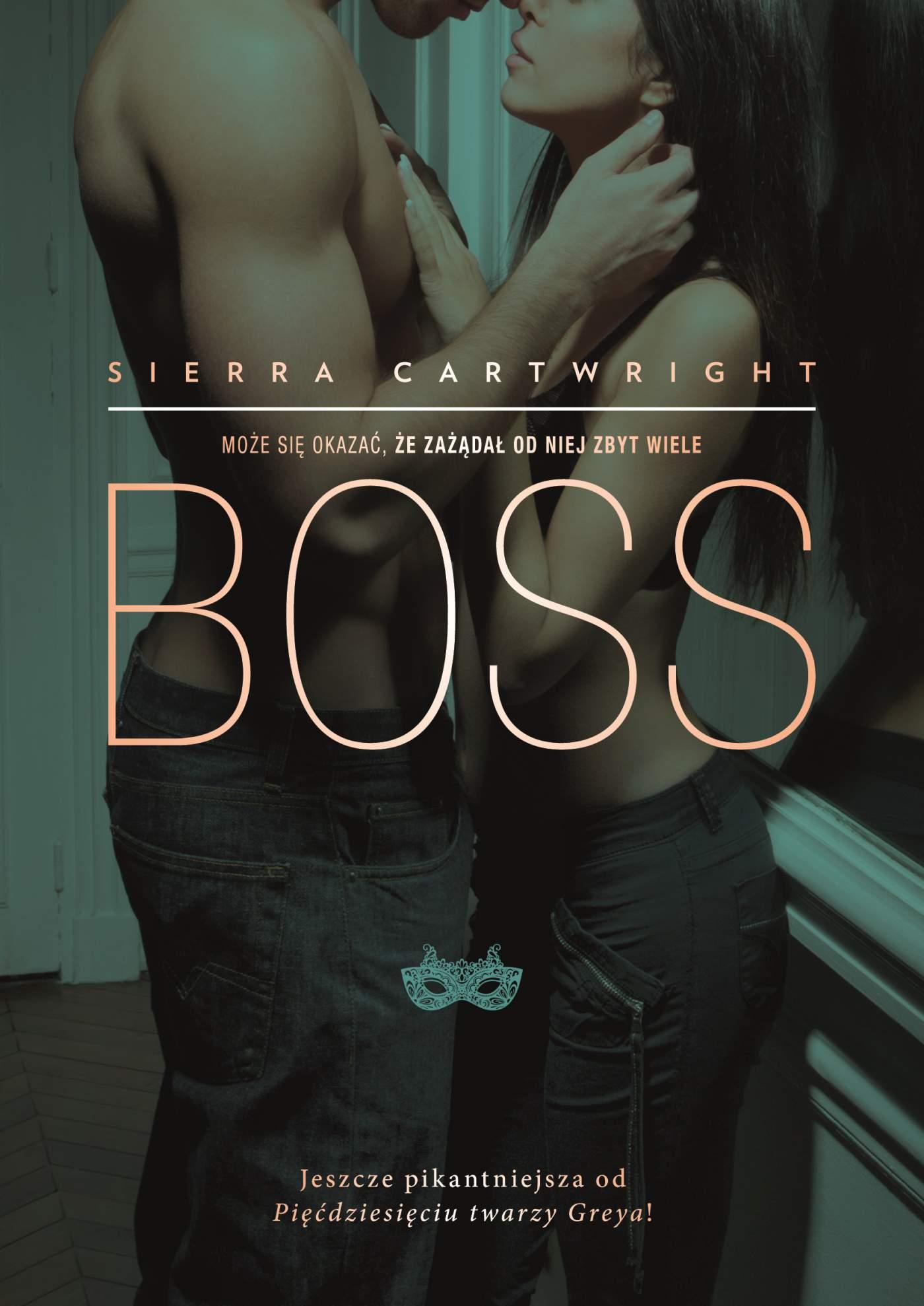 Boss - Ebook (Książka EPUB) do pobrania w formacie EPUB