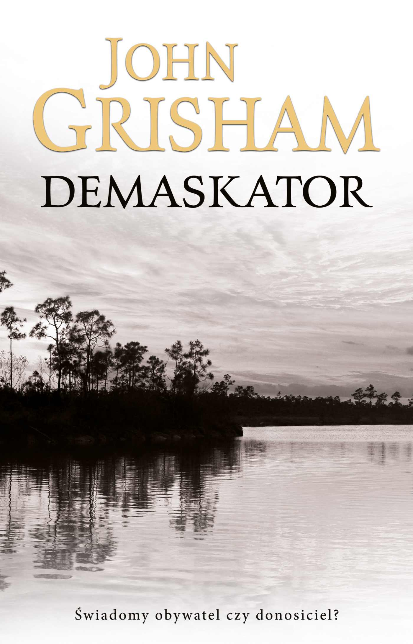 Demaskator - Ebook (Książka na Kindle) do pobrania w formacie MOBI