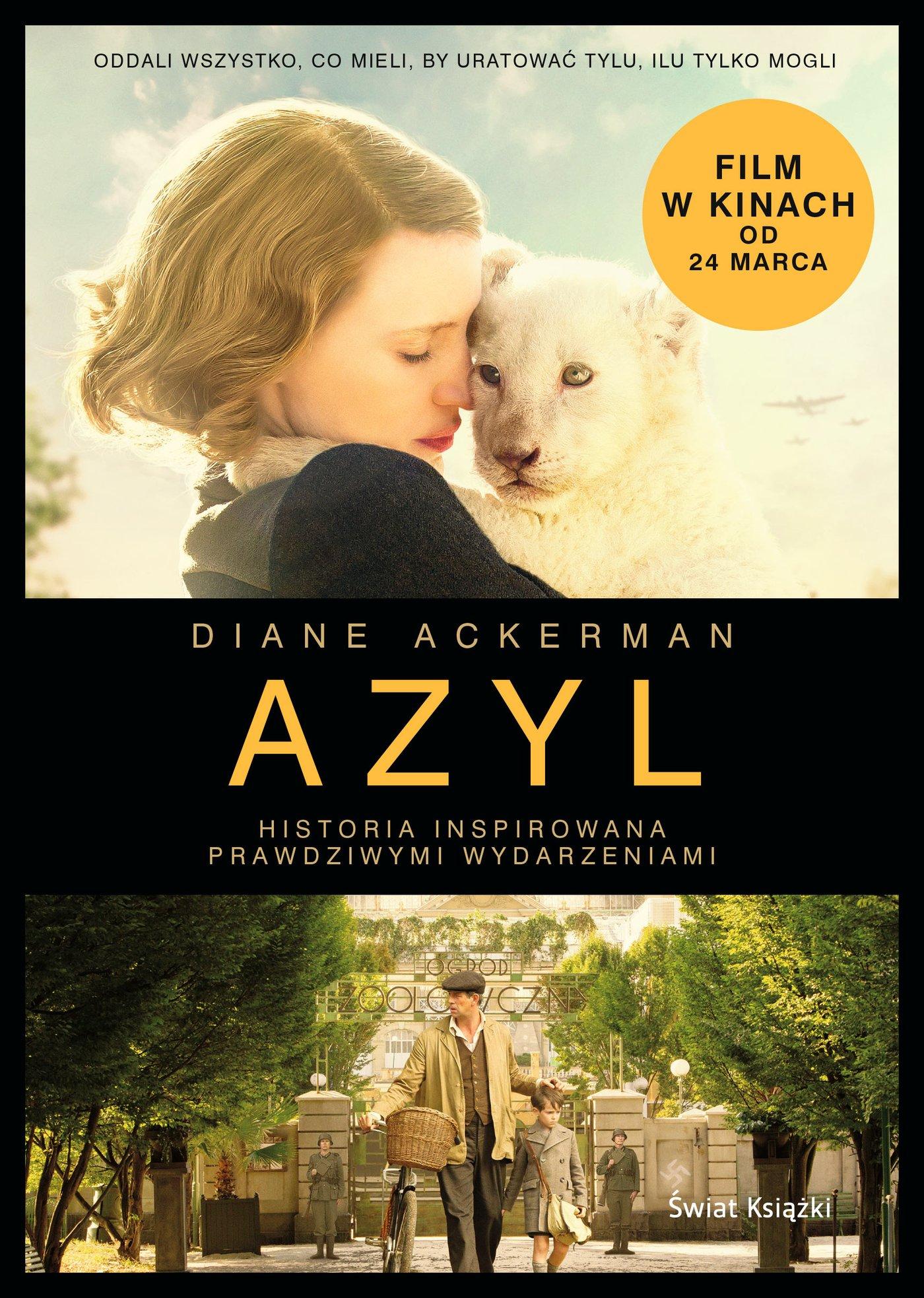 Azyl - Ebook (Książka EPUB) do pobrania w formacie EPUB