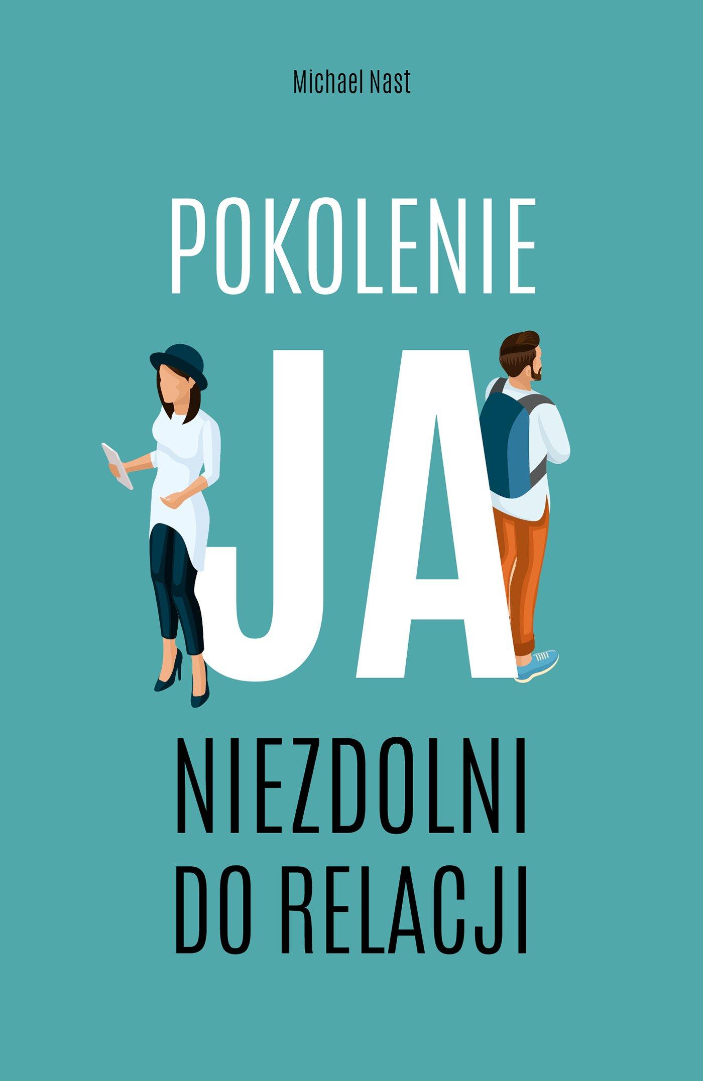 Pokolenie ja - Ebook (Książka EPUB) do pobrania w formacie EPUB