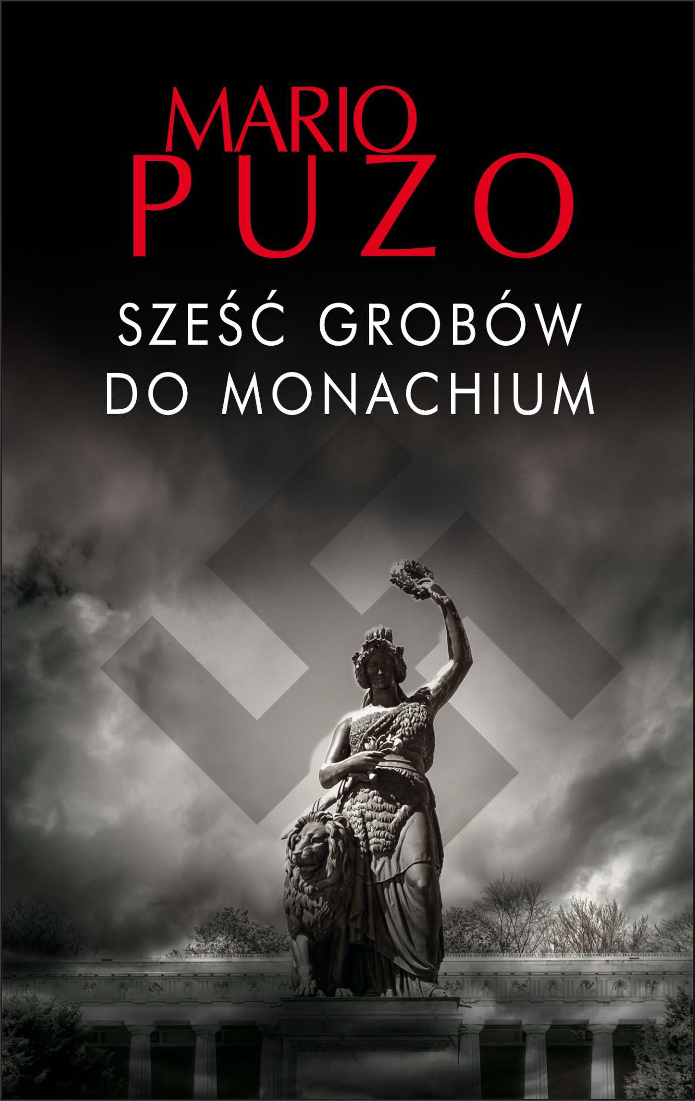 Sześć grobów do Monachium - Ebook (Książka EPUB) do pobrania w formacie EPUB