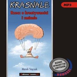 Krasnale - rzecz o kreatywności i zmianie - Audiobook (Książka audio MP3) do pobrania w całości w archiwum ZIP