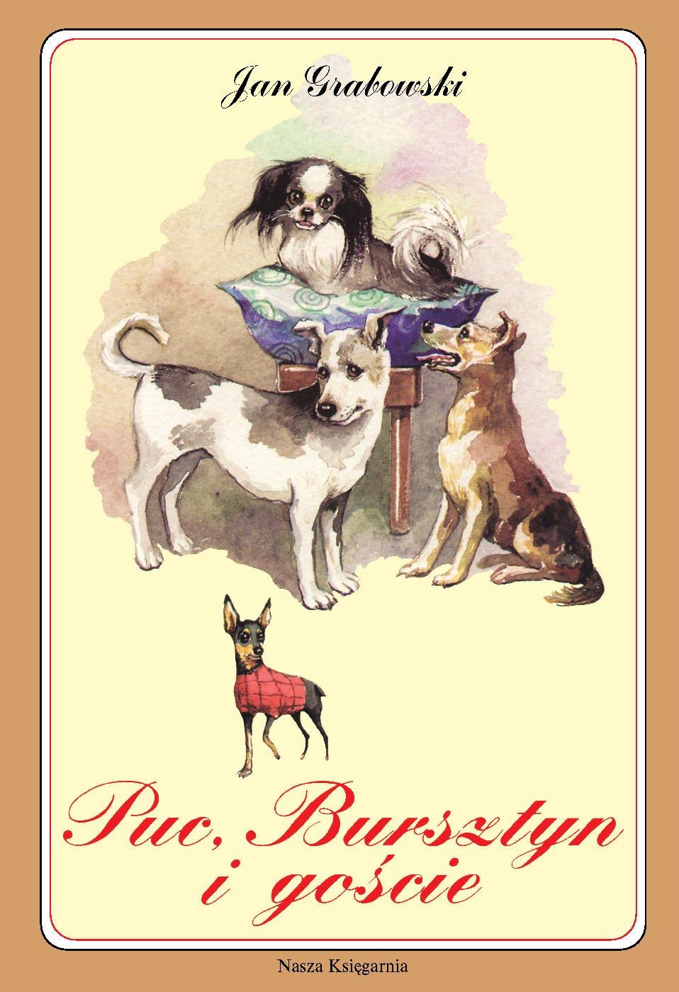 Puc, bursztyn i goście - Ebook (Książka PDF) do pobrania w formacie PDF