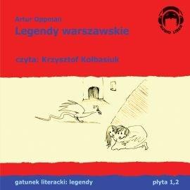 Legendy warszawskie - Audiobook (Książka audio MP3) do pobrania w całości w archiwum ZIP